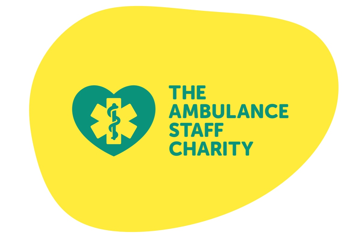 Logo for The Ambulance Staff Charity